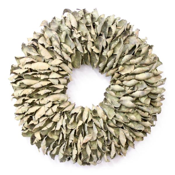 Krans Palmflower | olijfgroen