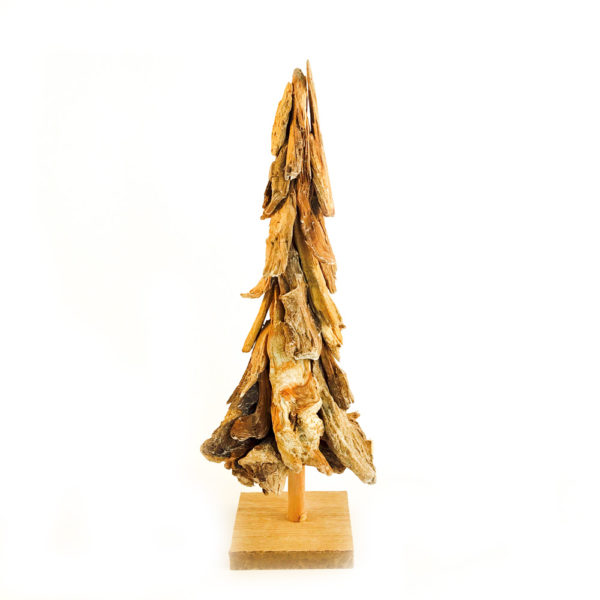 Kerstboom hout white-wash
