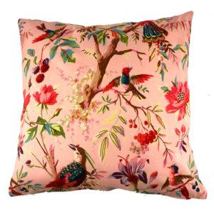 Sierkussen Blooming Paradise Soft Pink