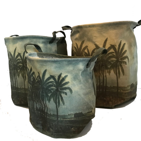 Plant Basket - Canvas - Palmspring
