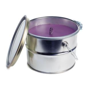 Kaars in blik | Lavender
