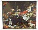 Wandkleed | Table Velvet Klassiek