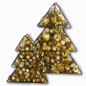 Kerstboom | Goud