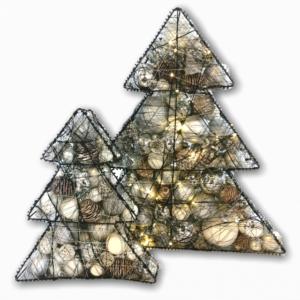 Kerstboom | Zilver