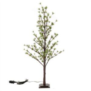 Kunstboom | kerst | Deluxe | met verlichting | 150 cm
