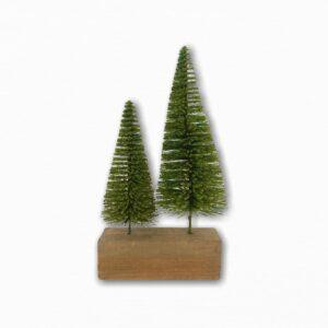 Kerstboom | Groen | Glitter |