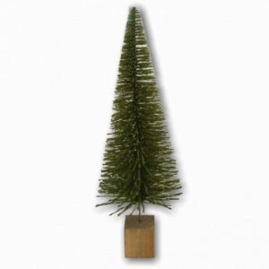 Kerstboom | Glitter | Groen