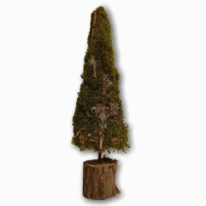 Boomkegel | Kerst | Mos | Groen